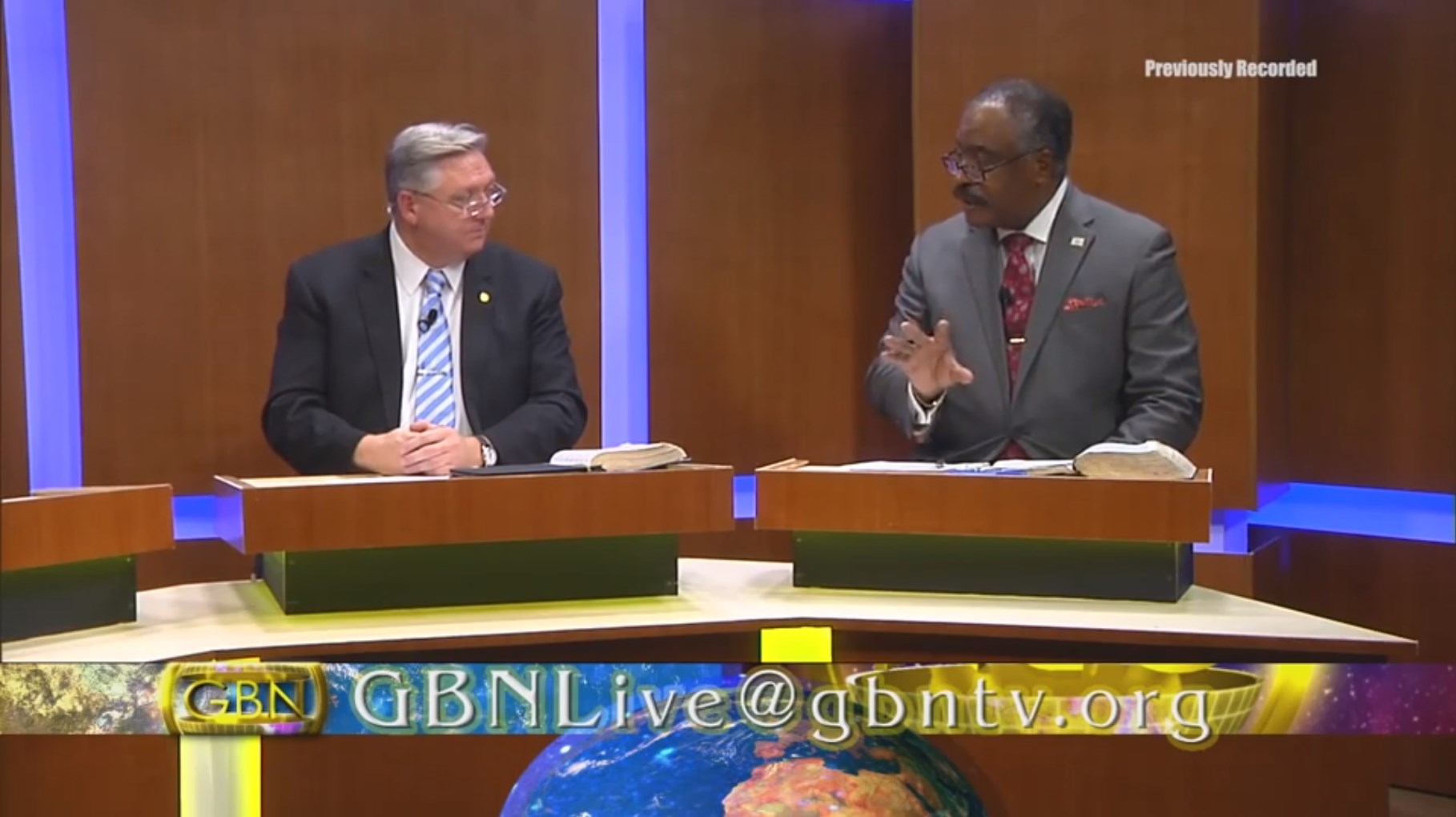"Featured image for ""GBN LIVE #21 – Racism Panel"""